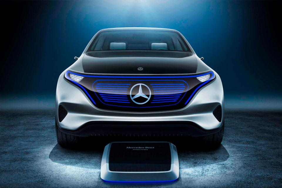 Imagem de Mercedes está preparando para apresentar sua linha EQ em Frankfurt no tecmundo