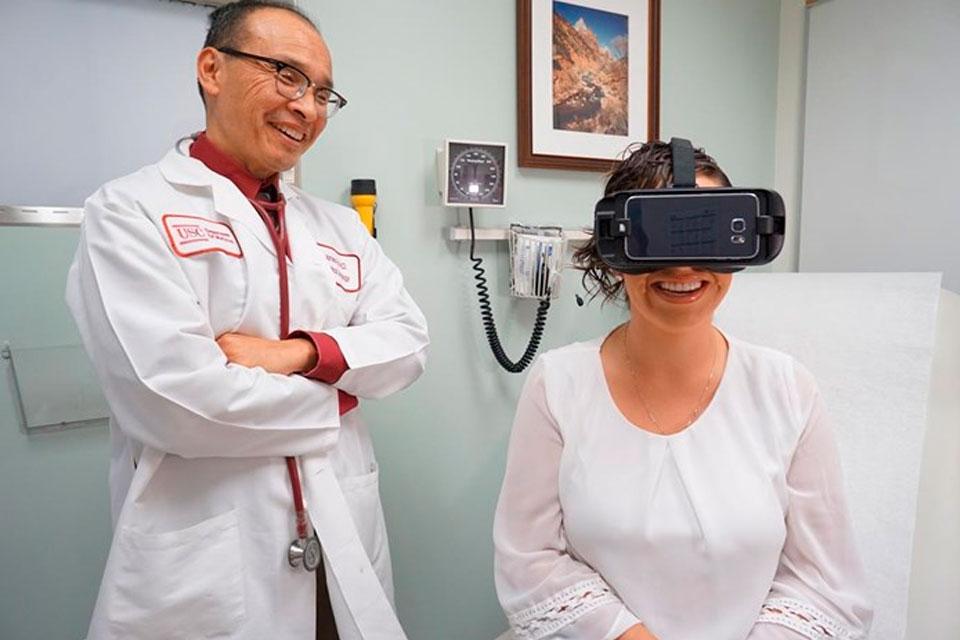 Imagem de Especial: VR é a nova arma da psicologia contra fobias e ansiedade no tecmundo