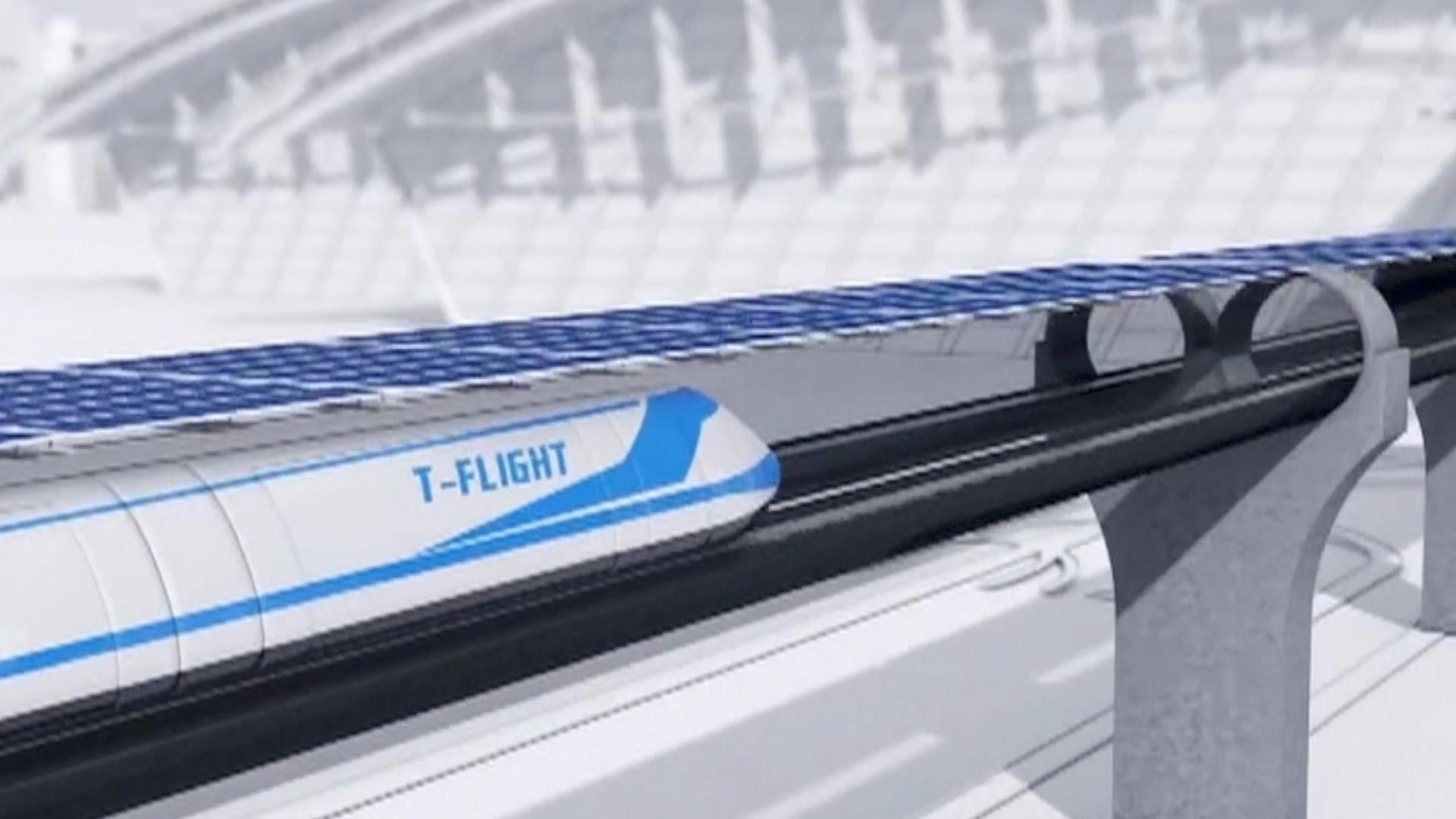 Imagem de China quer construir um Hyperloop capaz de atingir 4.000 km/h no tecmundo