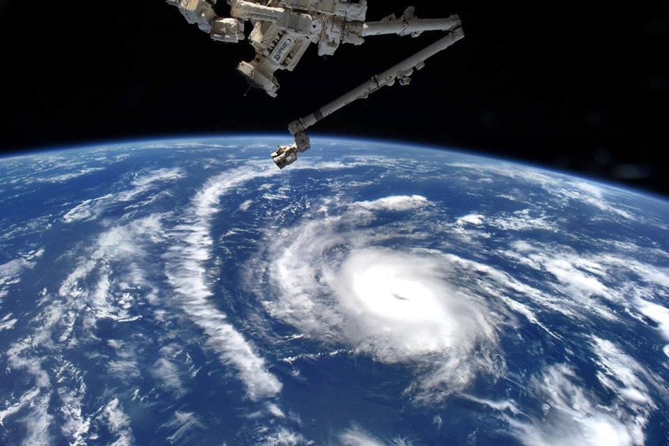 Imagem de Vídeo feito pela NASA mostra trajetória do furacão Irma em 30 segundos no tecmundo