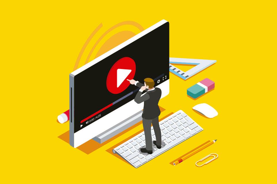 Imagem de Consumo de vídeo por streaming cresceu 90% em três anos no Brasil no tecmundo