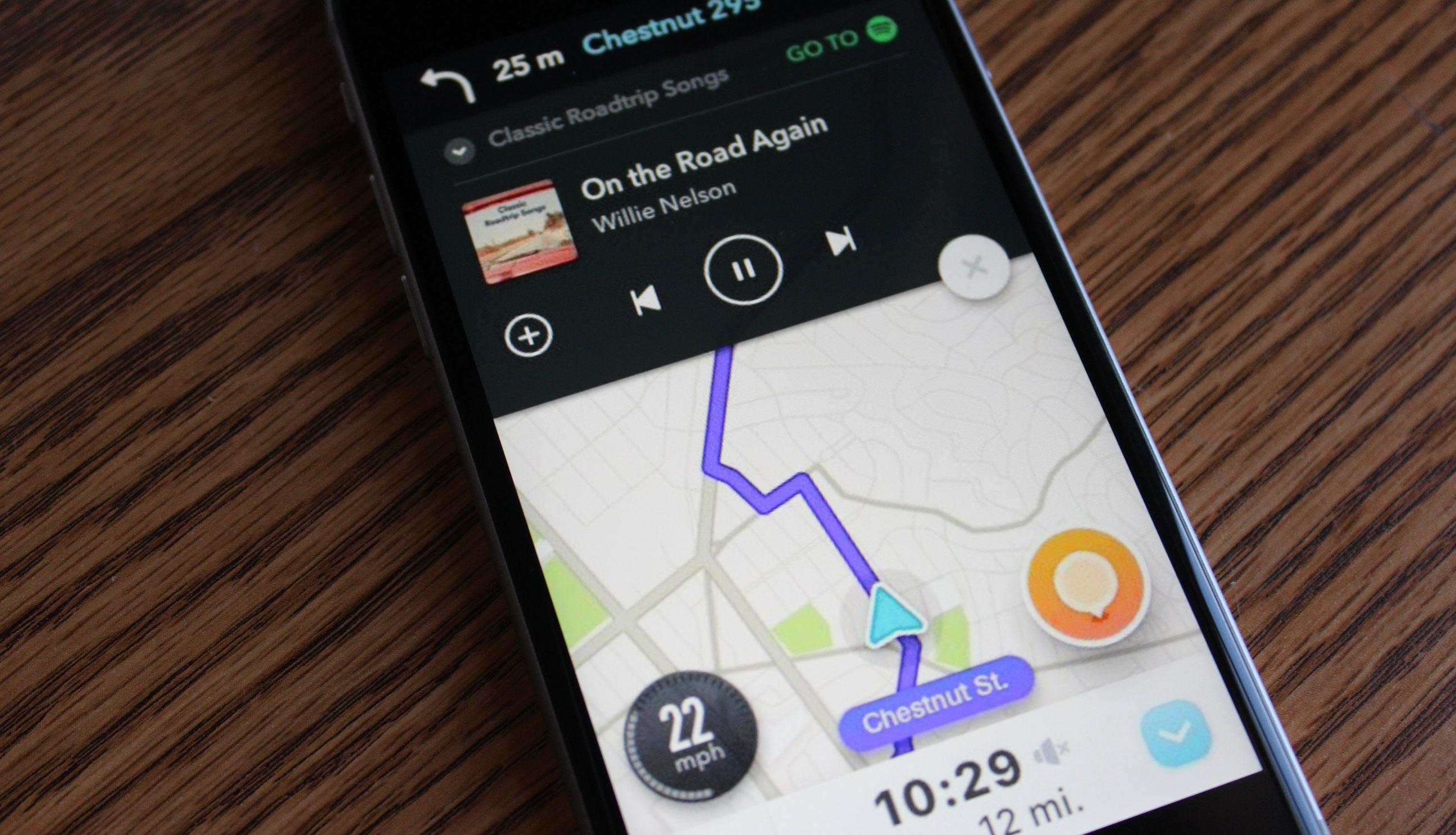 Imagem de Integração entre Waze e Spotify no iOS vai deixar o trânsito mais musical no tecmundo