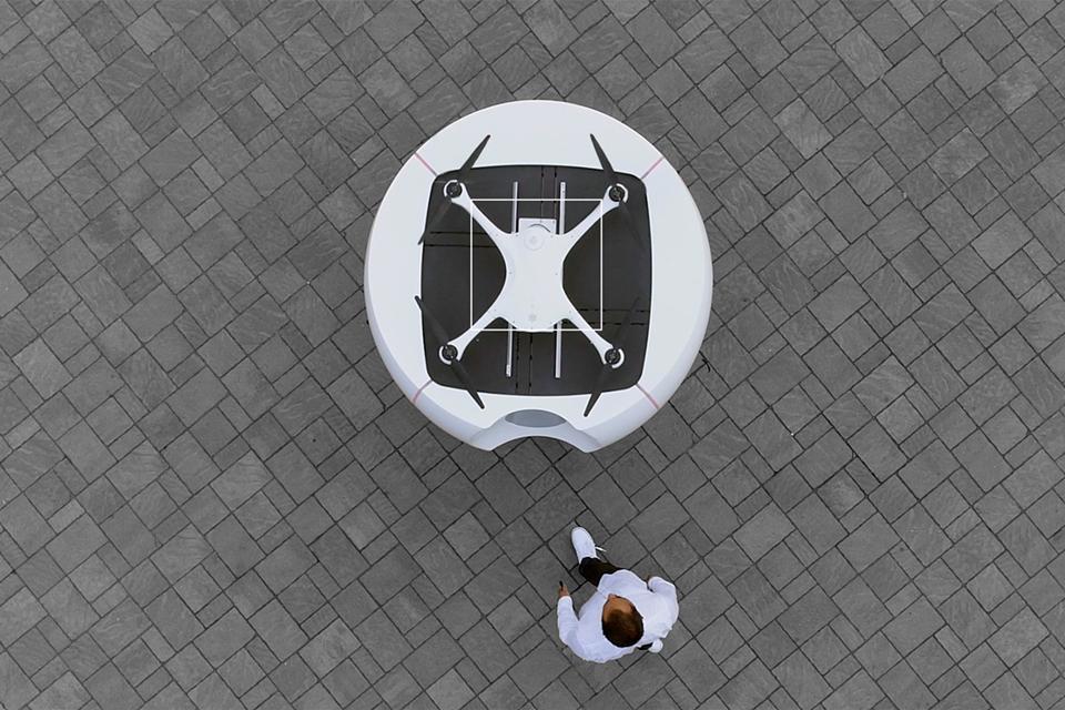 Imagem de Drones autônomos transportarão sangue na Suíça a partir de outubro no tecmundo