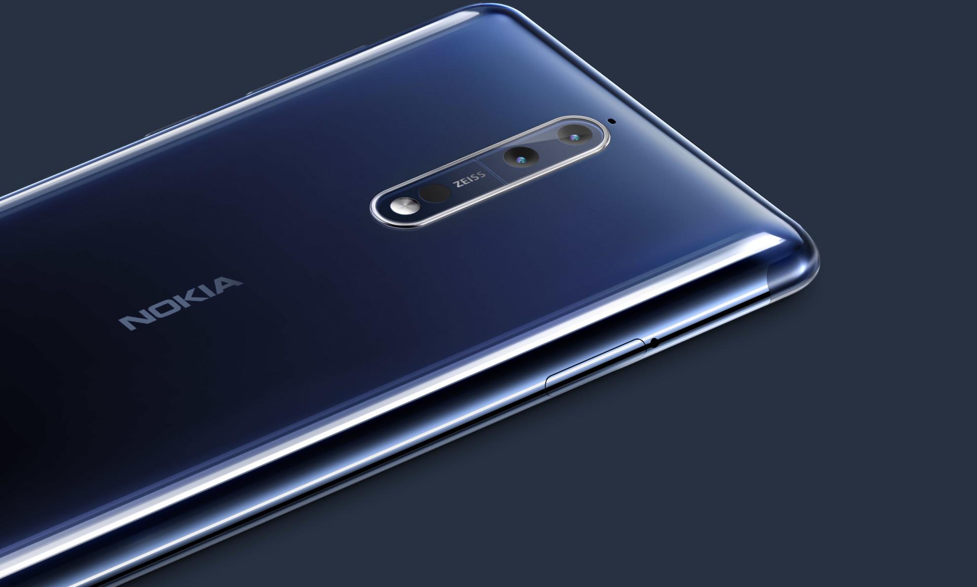 """Imagem de Nokia 8 """"turbinado"""" deve ser lançado no mês que vem na Alemanha no tecmundo"""