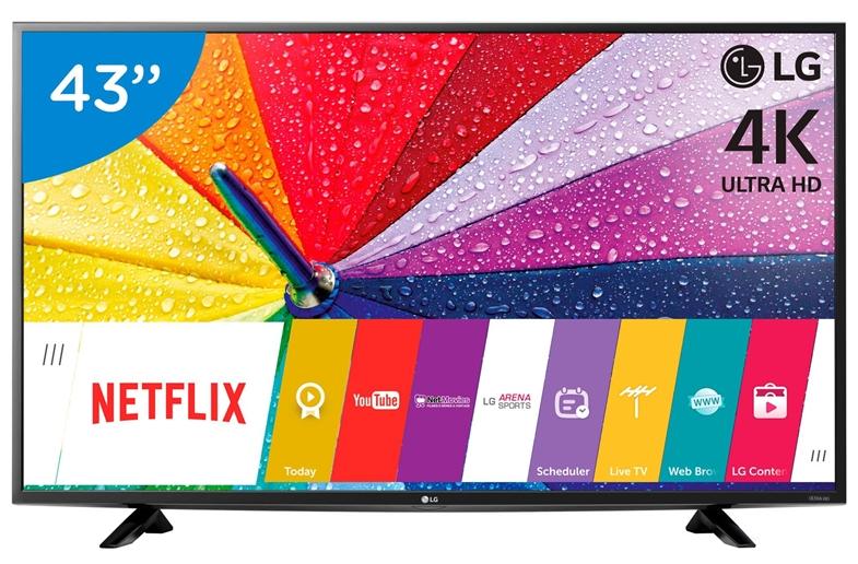 Uma SmartTV