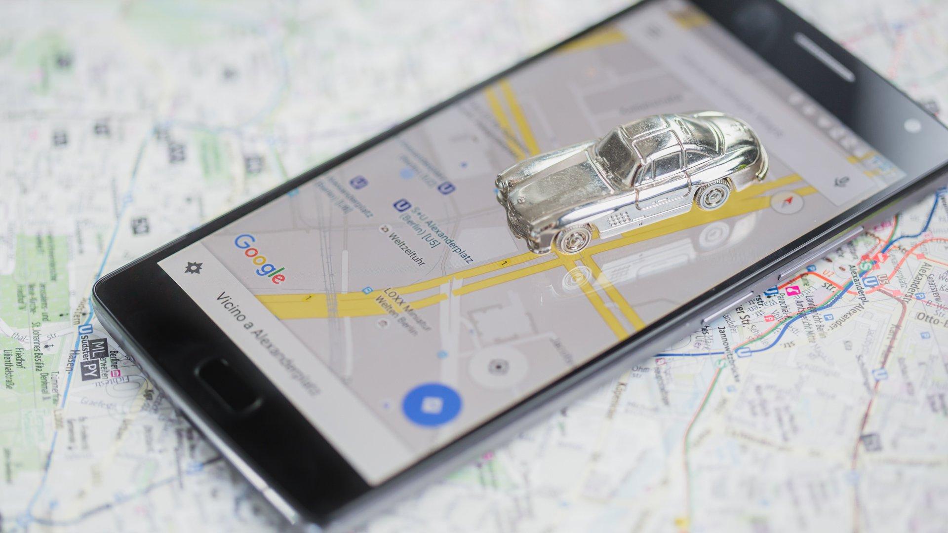 Imagem de Novo sistema de GPS para smartphones vai ter precisão de 30 cm no tecmundo