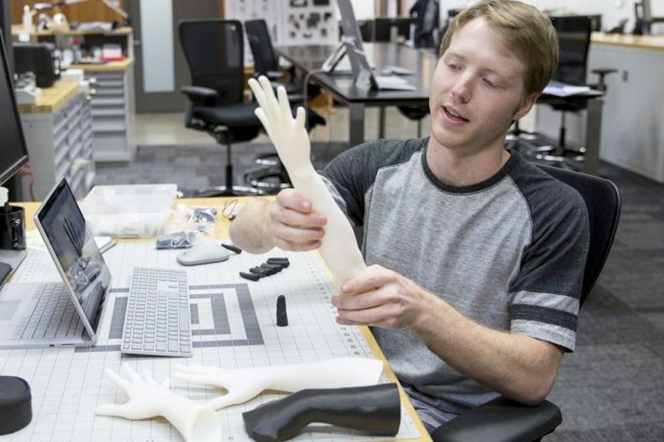 Imagem de Prótese criada em uma impressora 3D já é realidade [vídeo] no tecmundo
