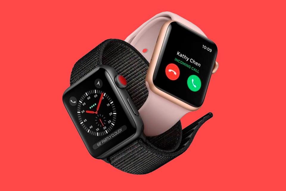 Imagem de Donos do novo Apple Watch Series 3 enfrentam problemas de conectividade LTE no tecmundo