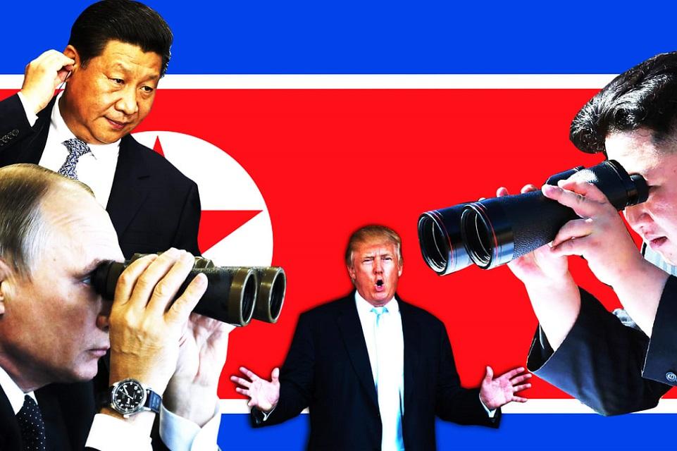 Imagem de Rússia oferece conexão de internet para a Coreia do Norte após DDoS dos EUA no tecmundo