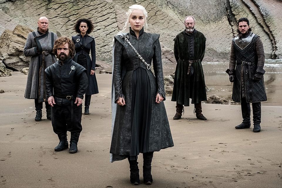Imagem de Quem é o grande protagonista de Game of Thrones? O banco de dados responde! no tecmundo