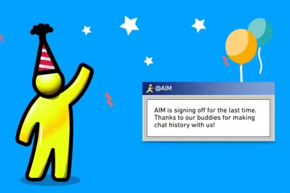 Imagem de AOL Instant Messenger vai dar adeus em 15 de dezembro no tecmundo
