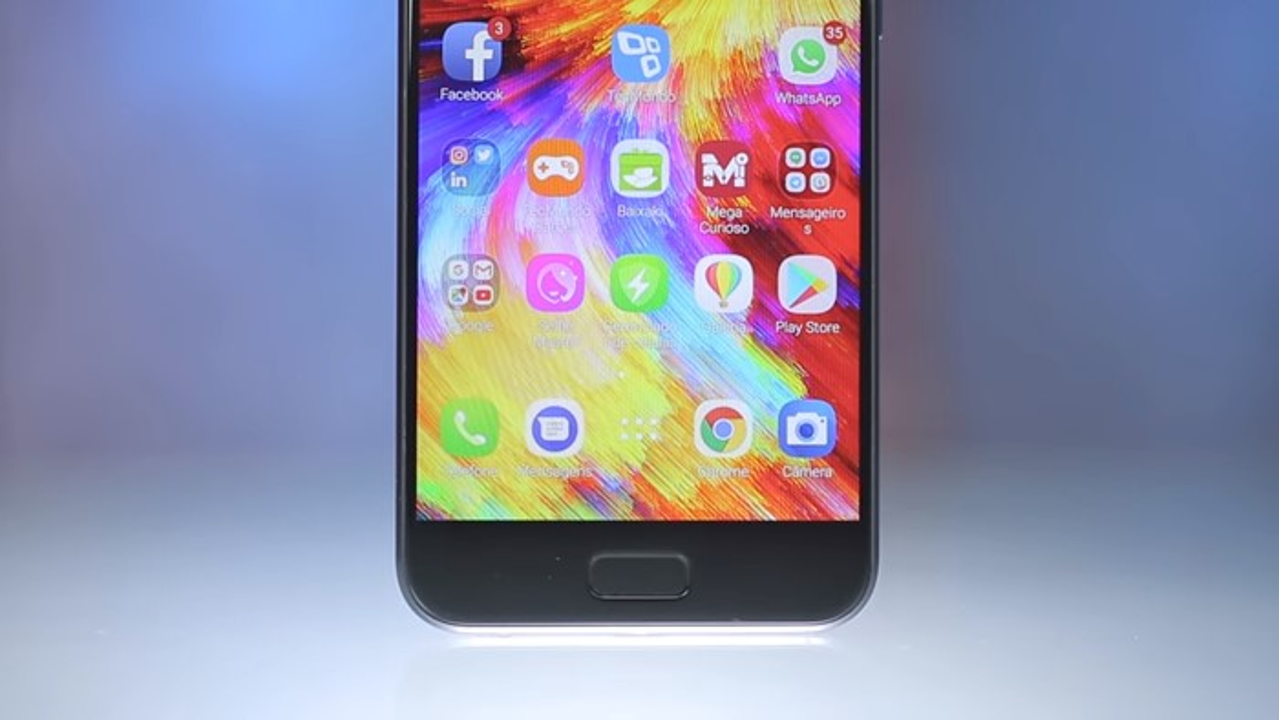 ASUS Zenfone 4 digitais