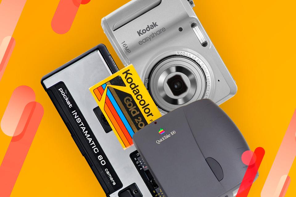 Imagem de A história da Kodak, a pioneira da fotografia que não evoluiu [vídeo] no tecmundo