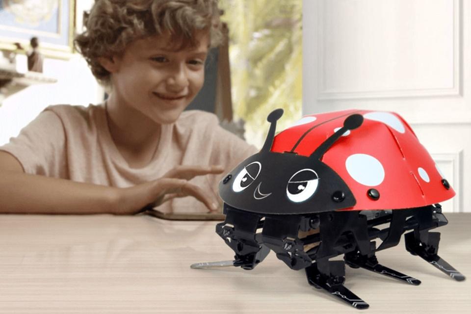 Imagem de Mattel lança nova linha de brinquedos robóticos de olho na nova geração no tecmundo