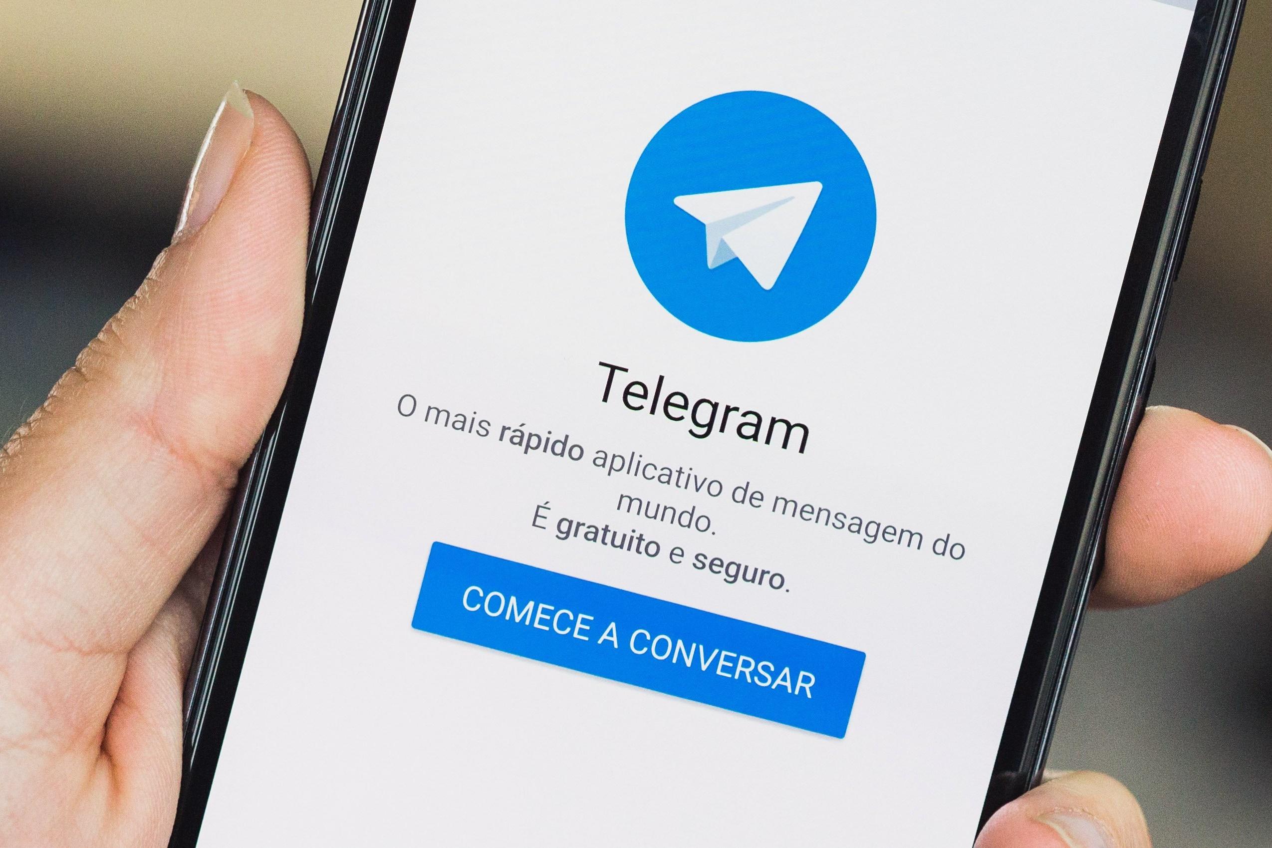 """Imagem de Telegram agora pode """"transmitir ao vivo"""" localização do usuário para amigos no tecmundo"""