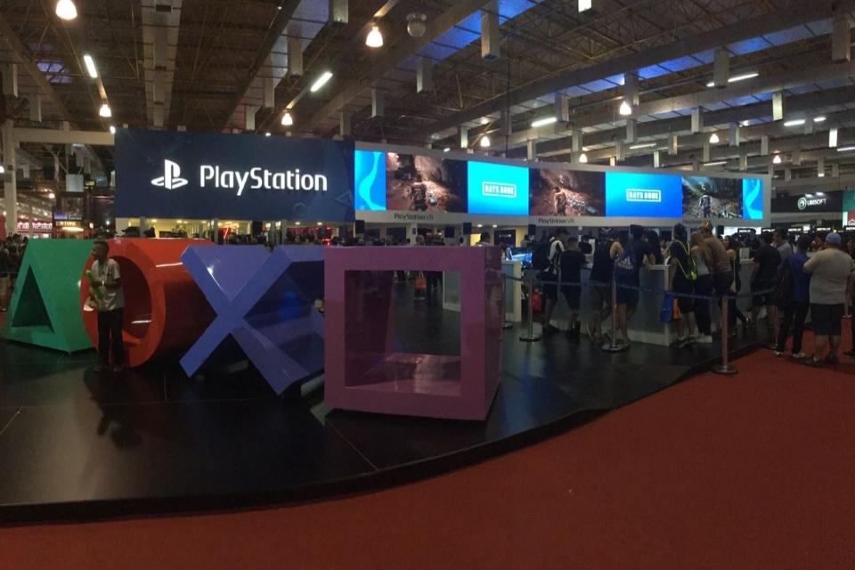 Imagem de PlayStation: Tour pelo estande [BGS 2017] no tecmundo