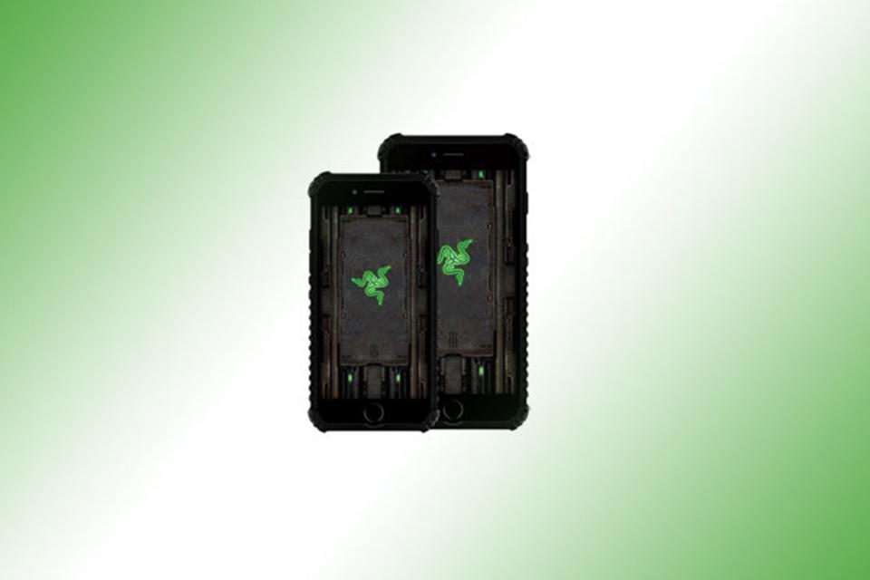 Imagem de Nova imagem do smartphone da Razer revela visual inspirado na linha Xperia no tecmundo