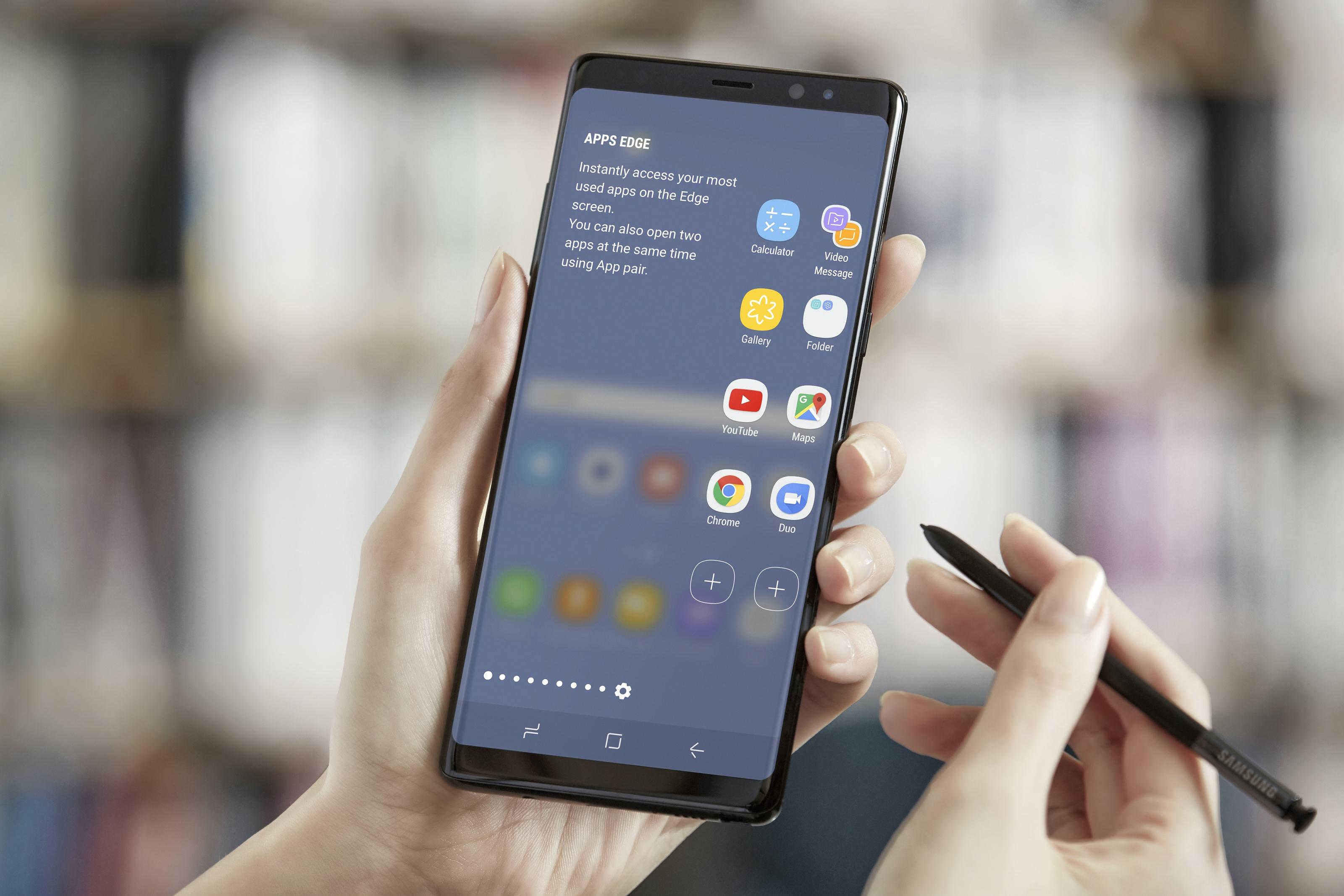Imagem de Samsung quer melhorar tudo o que o Note 8 trouxe no Galaxy Note 9 no tecmundo