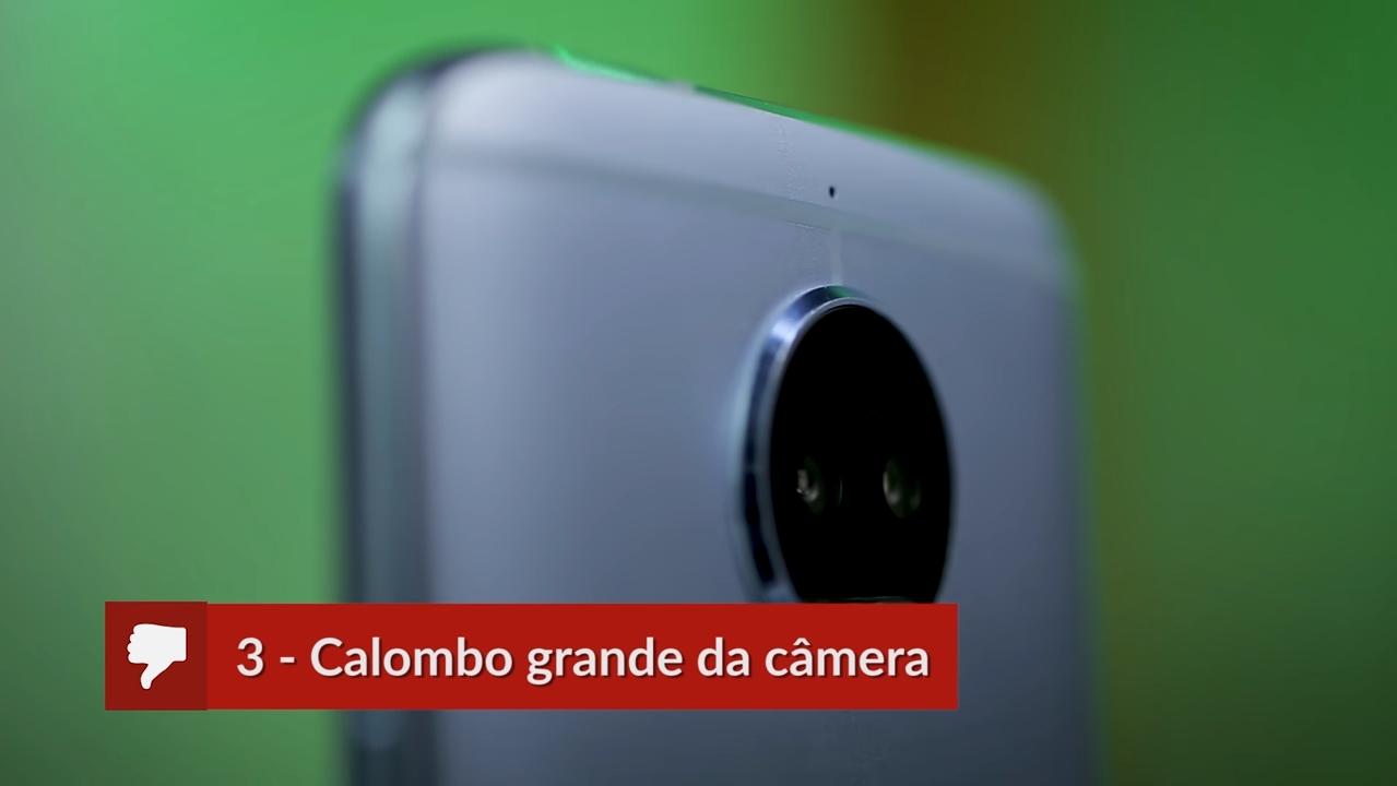 Moto G5S Plus prós e contras