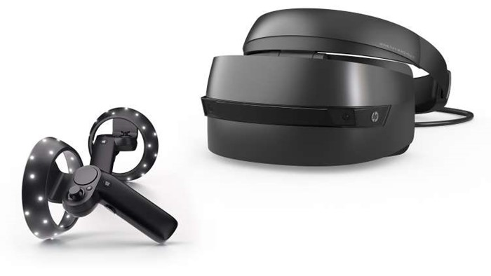 HP Windows Mixed Reality
