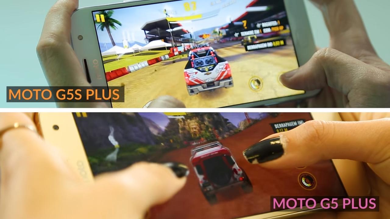 Moto G5S Plus vs. Moto G5 Plus