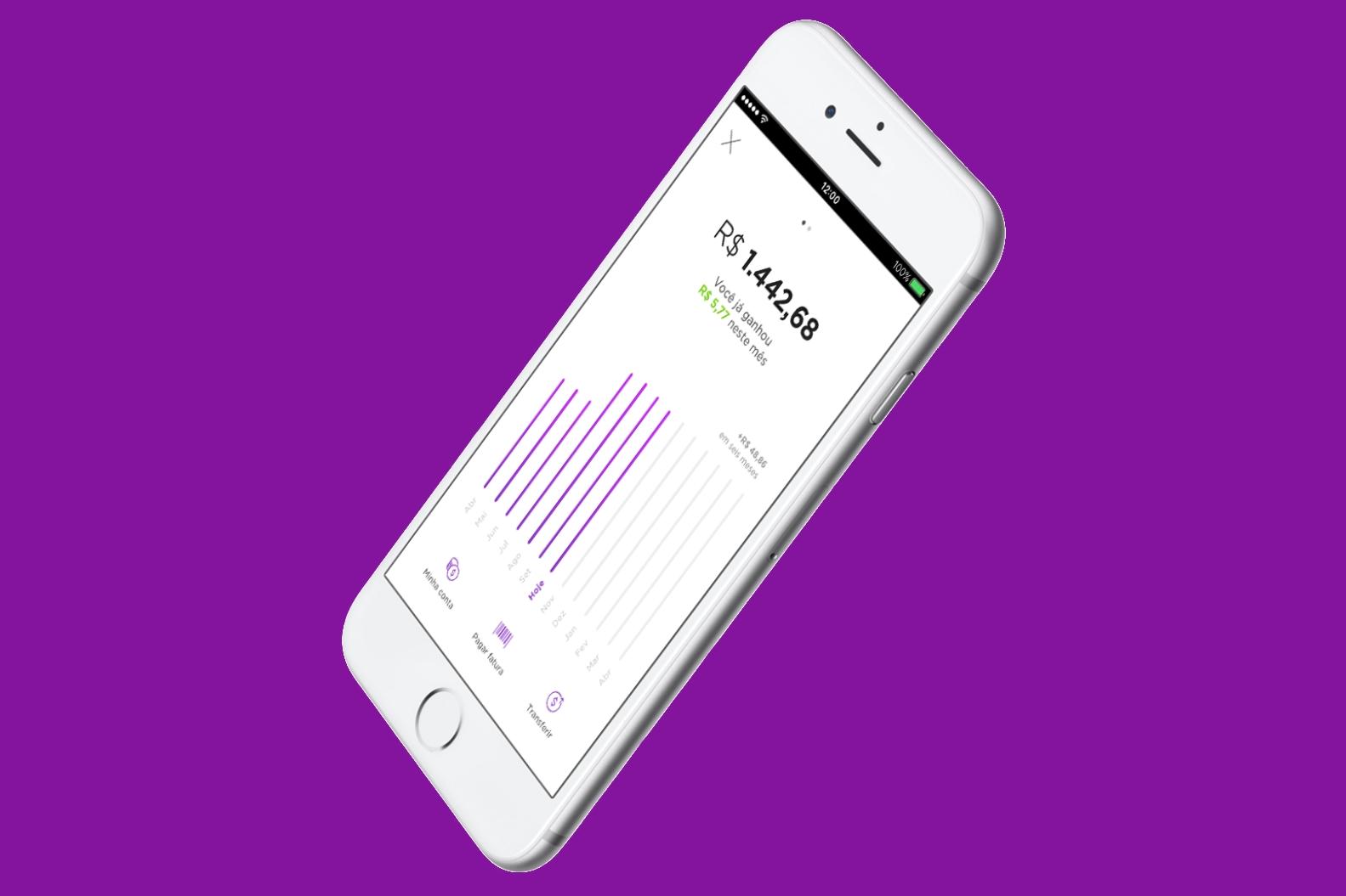 Imagem de Nubank vira banco digital e anuncia serviço de conta corrente no tecmundo