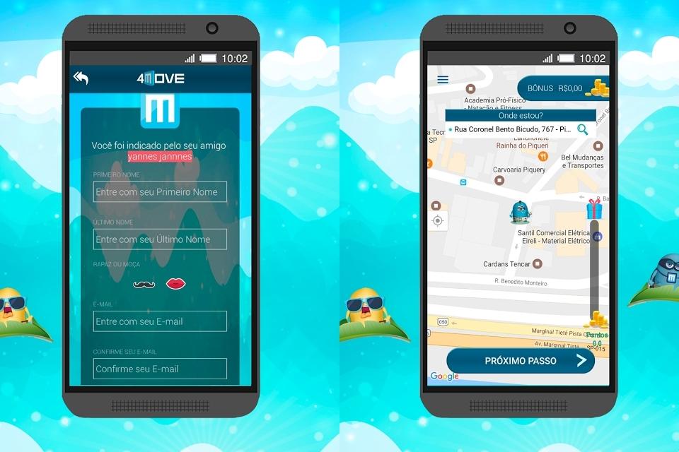 Imagem de Novo app de carona, 4Move é lançado oferecendo recompensa em dinheiro no tecmundo
