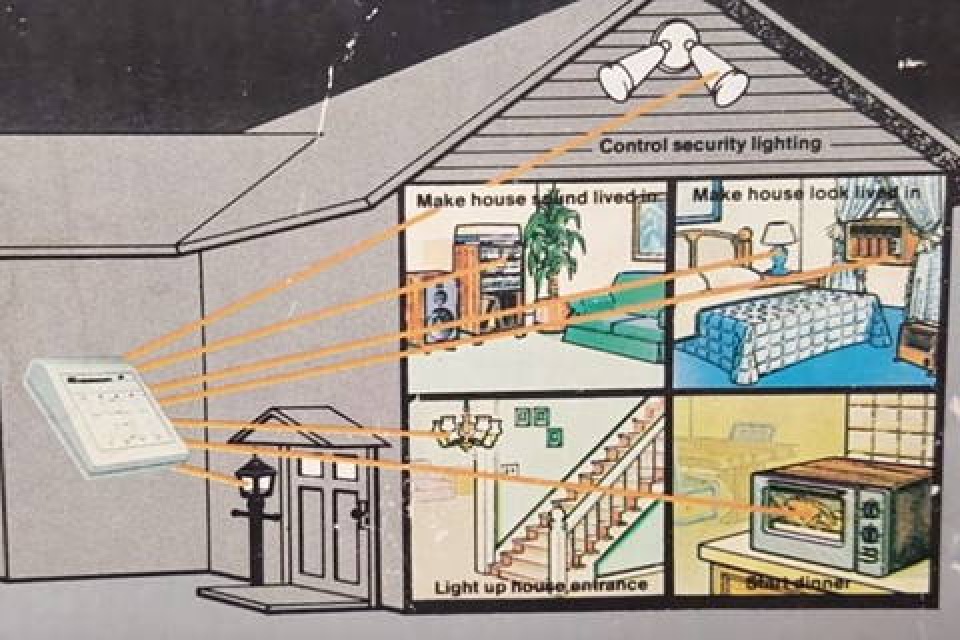 """Imagem de Das antigas: olha só como eram as """"casas inteligentes"""" dos anos 80 no tecmundo"""