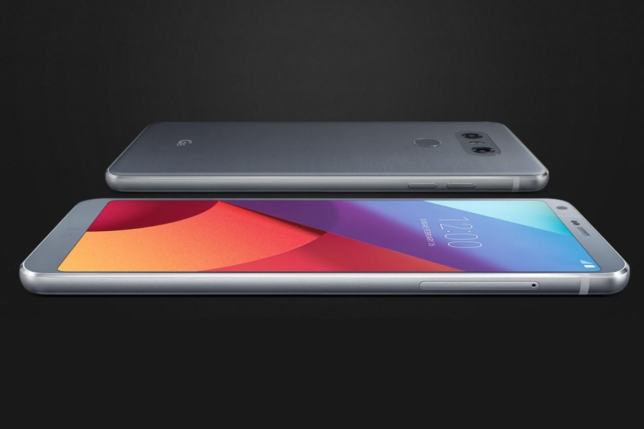 Imagem de LG G6 é flagrado rodando Android Oreo 8.0 em teste de benchmark no tecmundo