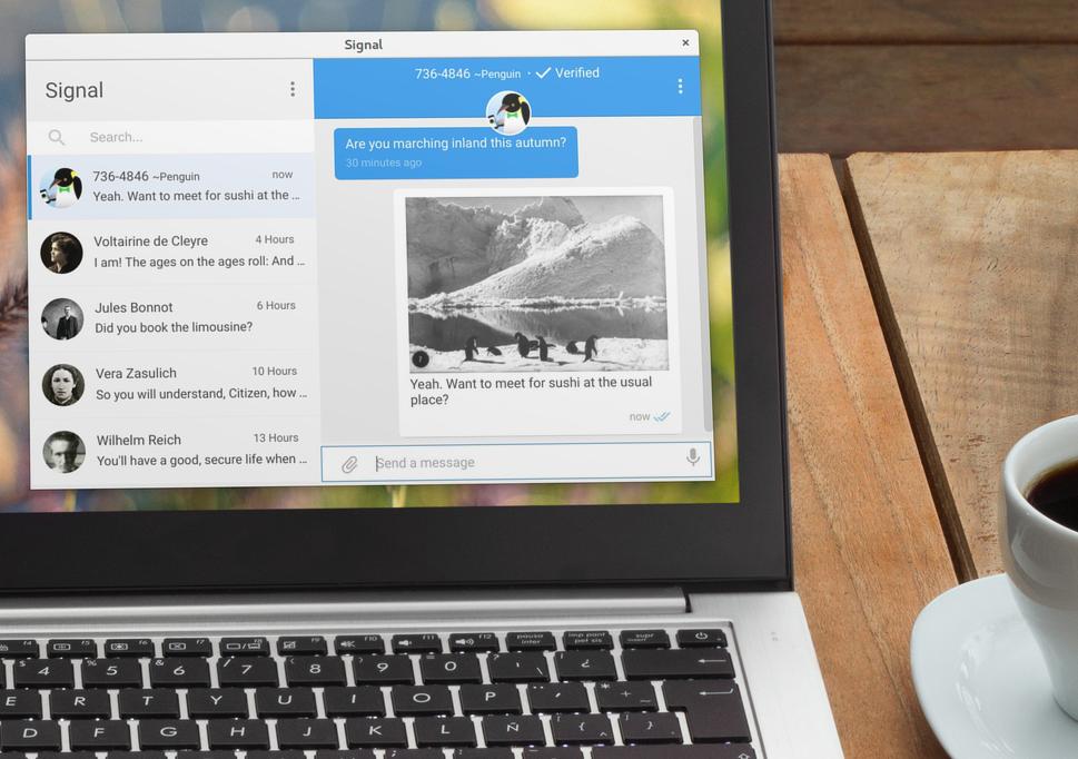 Imagem de Nova versão desktop do Signal agora funciona sem precisar do smartphone no tecmundo