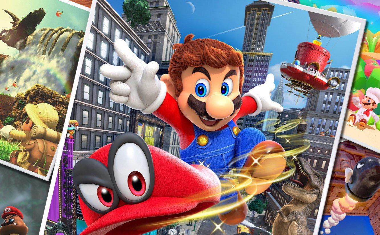 Imagem de Mais do que blocos, recordes: Super Mario Odyssey está com tudo nas vendas no tecmundo