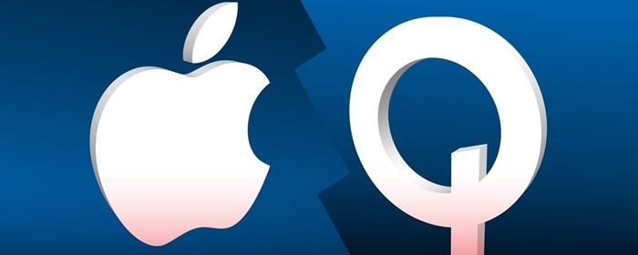 Apple versus Qualcomm