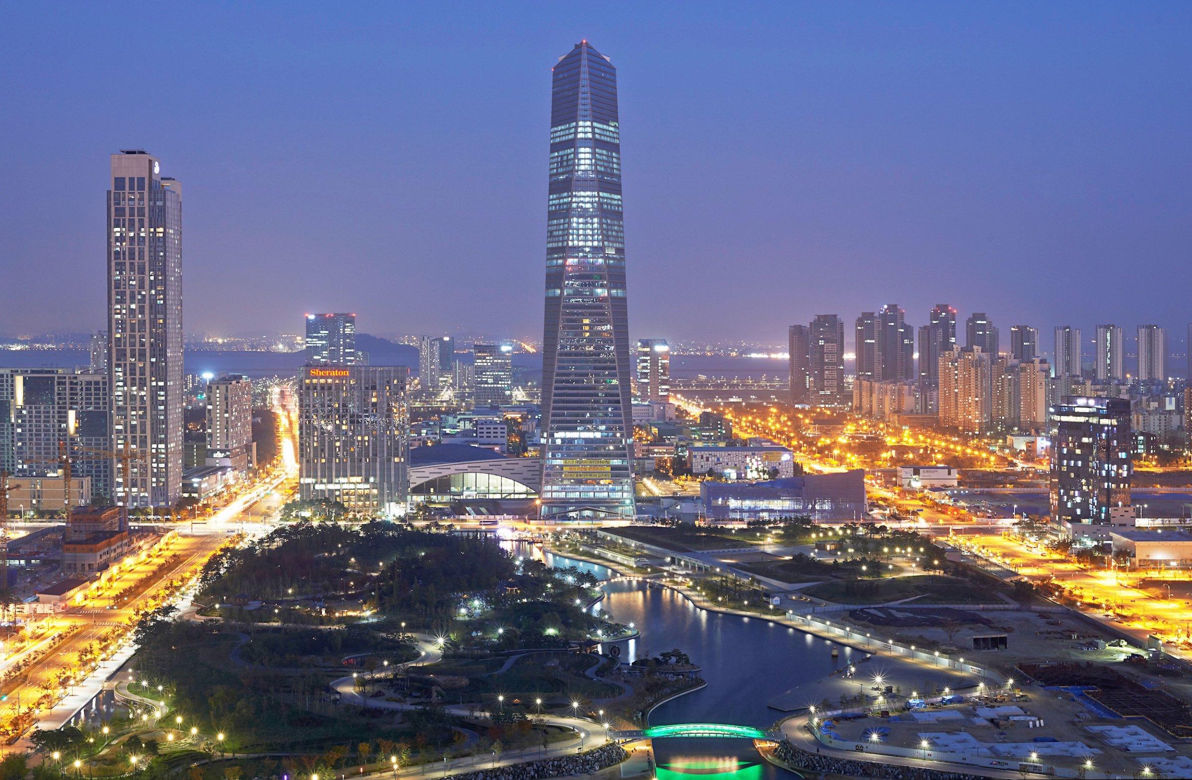 Imagem de Coréia do Sul está criando uma cidade desenhada para não ter carros no tecmundo