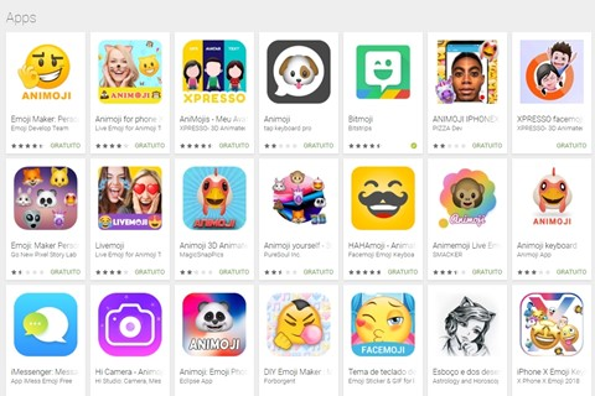 Imagem de Apps prometem Animojis no Android, mas é preciso ficar atento no tecmundo