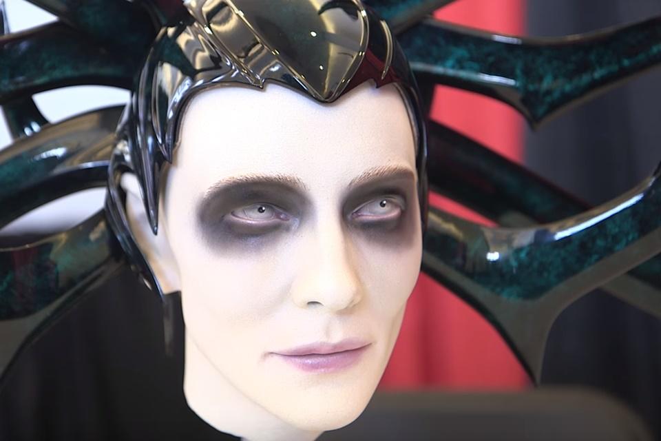 """Imagem de Designer explica impressão 3D do capacete de Hela em """"Thor: Ragnarok"""" no tecmundo"""