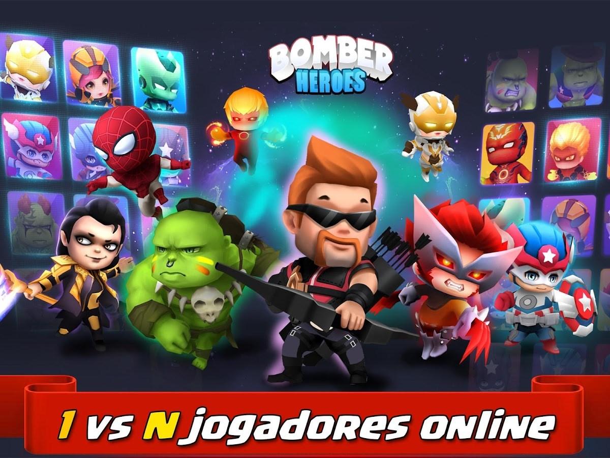 Bomber Heroes