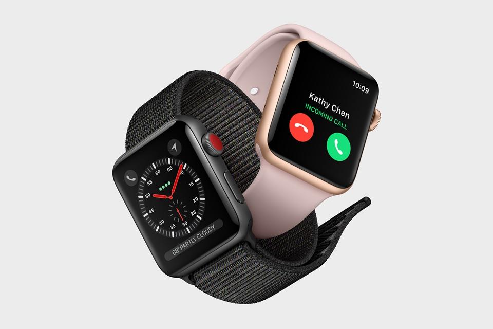Imagem de Apple Watch Series 3 já está à venda no Brasil por R$ 2,6 mil no tecmundo