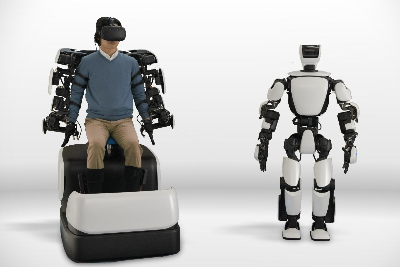 Imagem de Robô humanoide da Toyota é capaz de nos imitar com enorme precisão [vídeo] no tecmundo