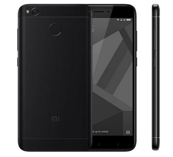 Um smartphone da Xiaomi.