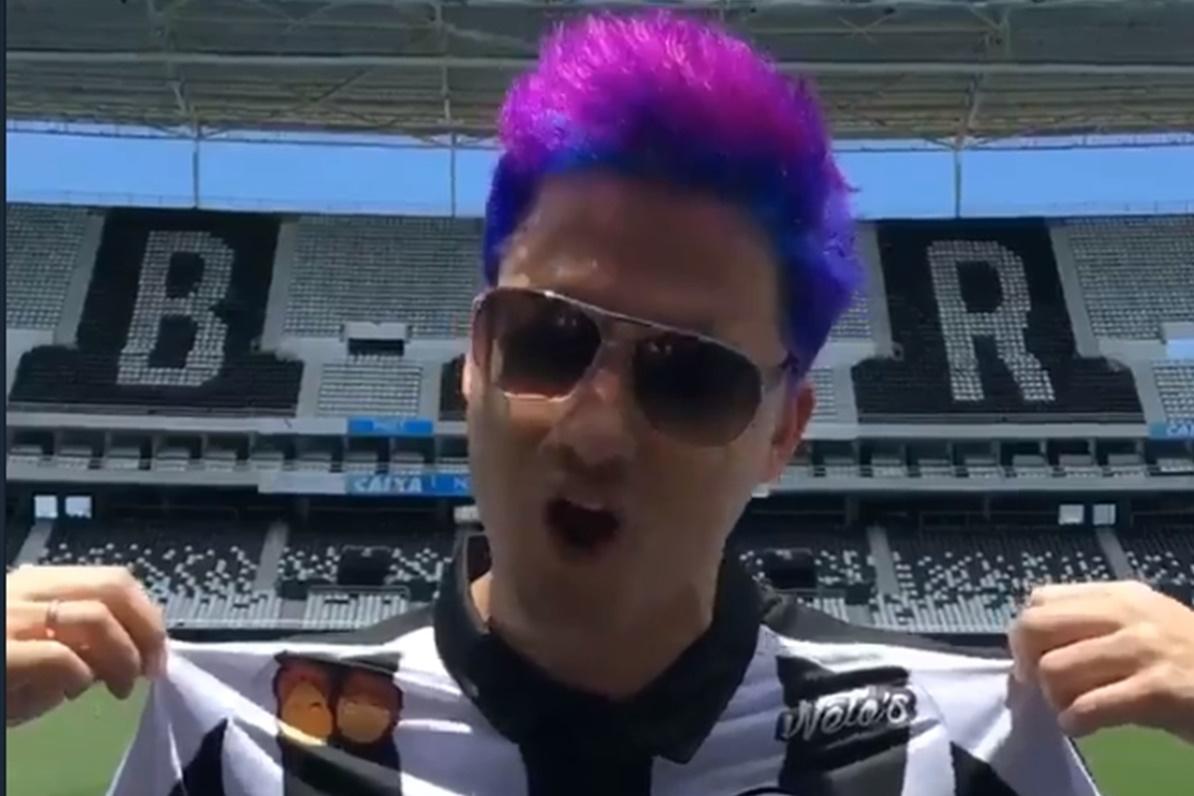 Imagem de Marca de coxinhas de Felipe Neto fecha patrocínio com o Botafogo no tecmundo