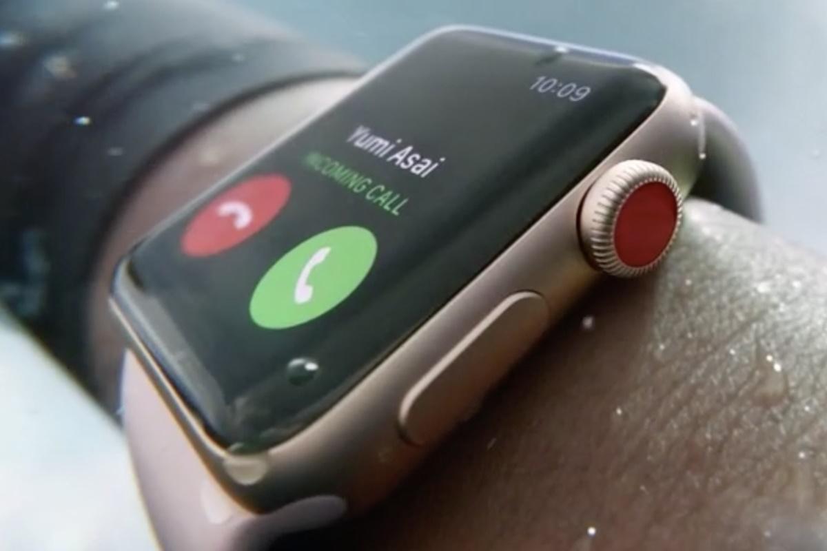 Imagem de Apple Watch Series 3 com conectividade 4G é homologado pela Anatel no tecmundo