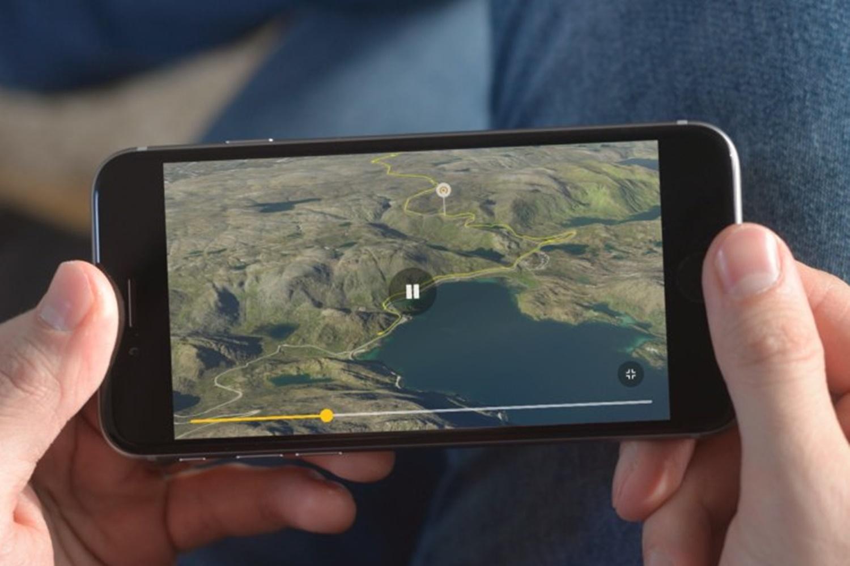 Imagem de Relive: app que gera vídeos em 3D das suas pedaladas chega ao Brasil no tecmundo
