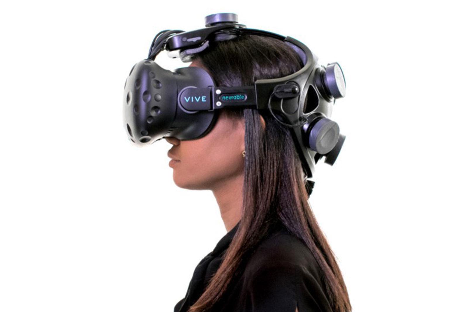 Imagem de HTC trabalha com empresa para criar realidade virtual com controle mental no tecmundo