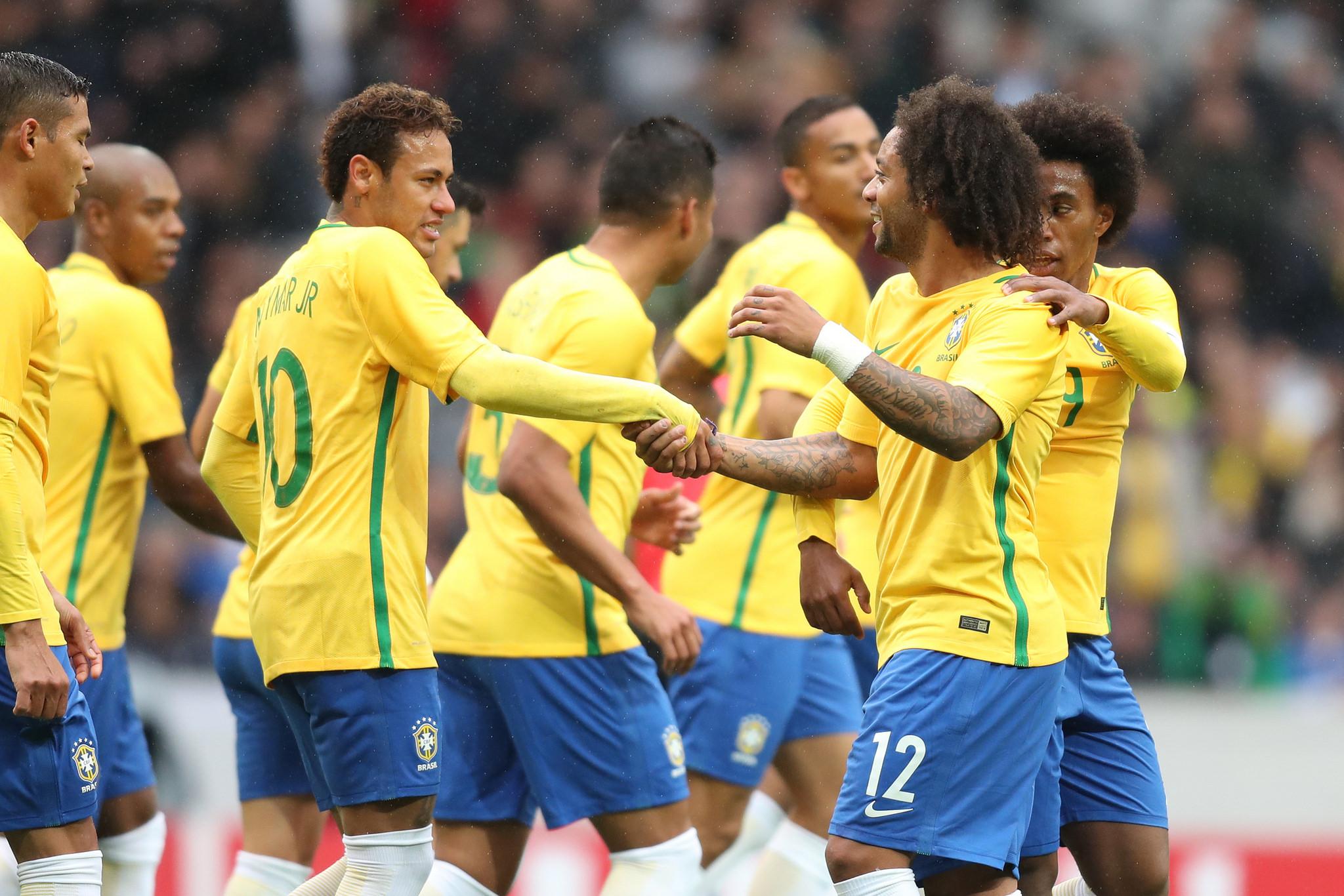 Imagem de Simulador da Copa deixa você projetar o caminho do Brasil até o Hexa no tecmundo
