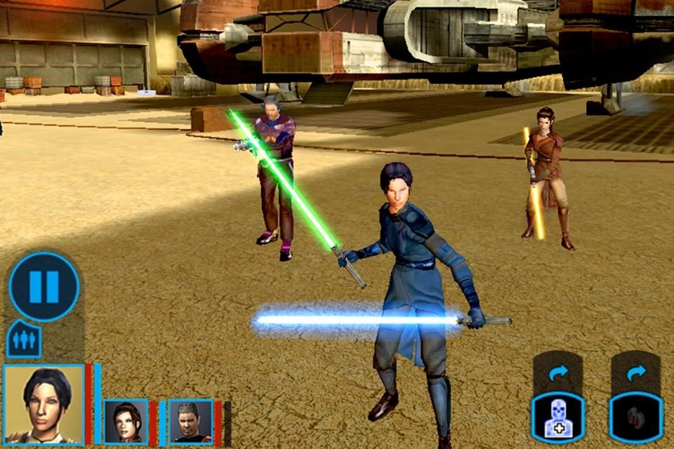 Imagem de Os melhores jogos de Star Wars para Android e iOS no tecmundo