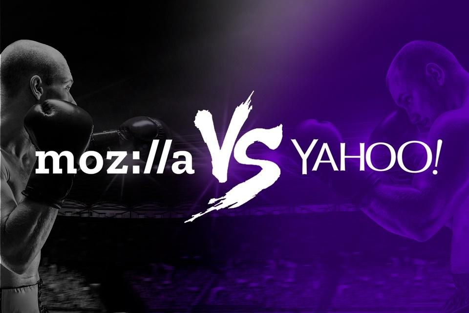 Imagem de Depois de terminar o namoro, Mozilla e Yahoo! agora brigam na Justiça no tecmundo