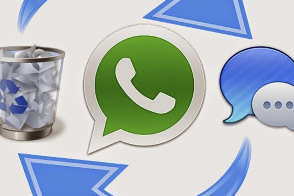 """Imagem de Como ver mensagens """"apagadas para todos no whatsapp"""" no tecmundo"""