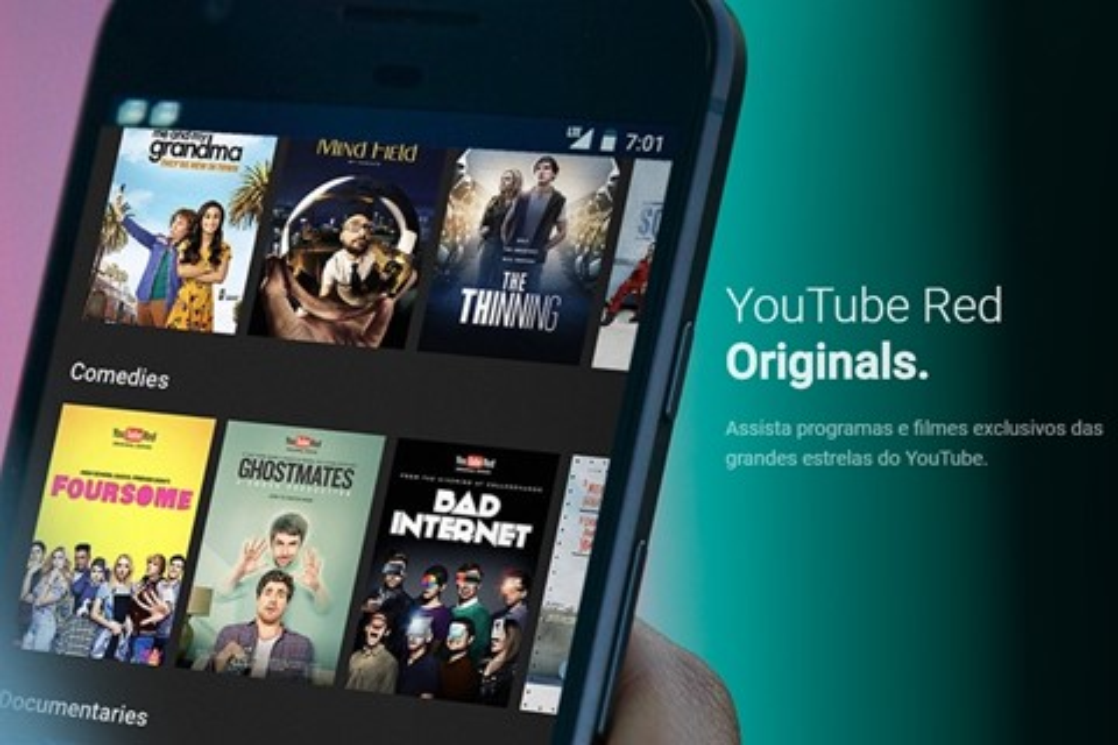 Imagem de Serviço que unifica YouTube Red e Google Play Music pode chegar em março no tecmundo
