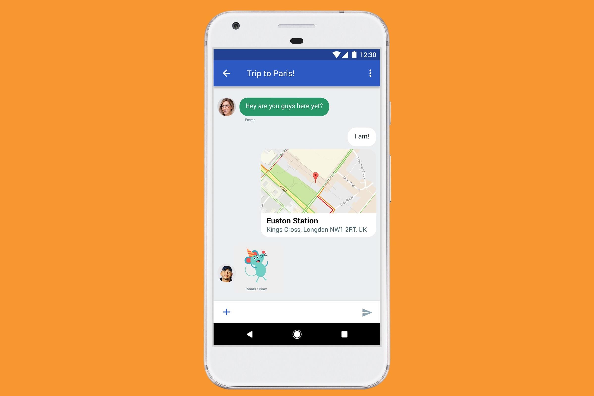 Imagem de RCS: entenda melhor o padrão que trará os recursos do WhatsApp para o SMS no tecmundo