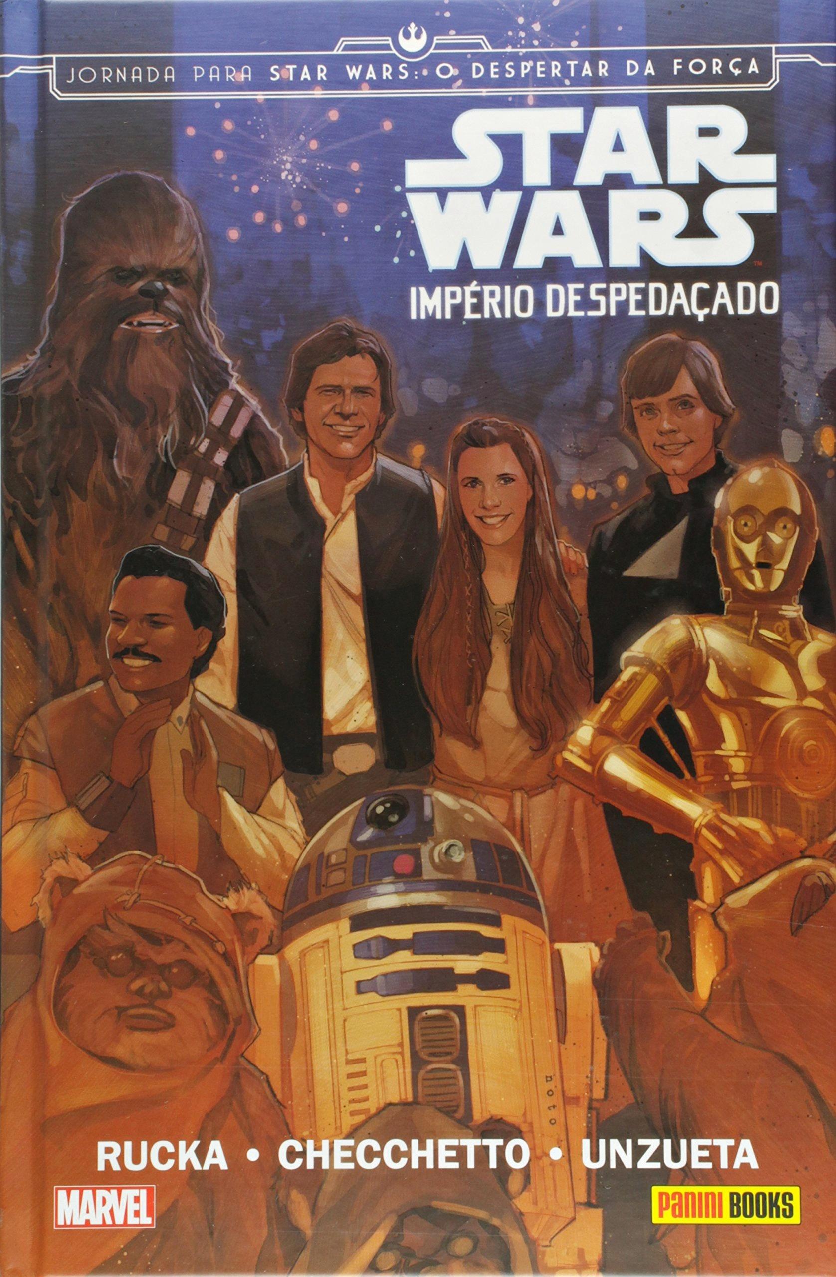 Star Wars Império Despedaçado